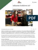 Wat houdt de Italiaanse lockdown in_ - De Standaard.pdf