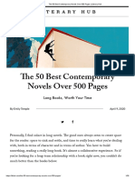 The 50 Best Contemporary Novels Over 500 Pages _ Literary Hub.pdf