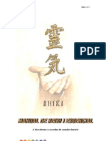 Manual Reiki i Essencial
