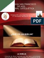 Introduccion a Biblia. 1- Virtual