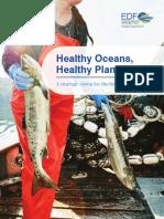 Healthy Oceans, Healthy Planet