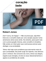 Rumo ao coração da ansiedade - Robert Jones