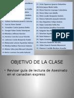 RETRO ASESINATO EN EL ...