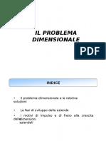 1 IL PROBLEMA DIMENSIONALE.pptx