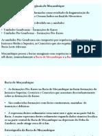 Bacias Sedimentares Marginais de Moçambique