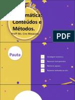 aula disciplina matematica ped18 05-05-2020