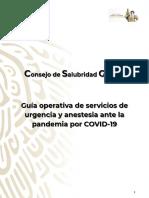 Urgencias CSG