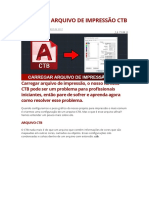 CARREGAR ARQUIVO DE IMPRESSÃO CTB