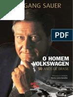 O Homem Volkswagen - Wolfgang Sauer