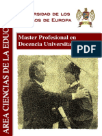 Infomaster_Docencia_Universitaria