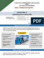 Lectura 2 - Coaching para el macho alfa - Grupo 2.pptx
