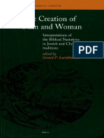 The Creation of Man and Woman. Interpretations of the Biblical Narratives in Jewish and Christian Traditions.pdf