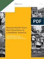 Beyond Health Care