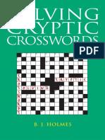 Pocket Crossword Dictionary Pdf Crossword Linguistics