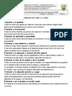 GUIA # 4  CIENCIAS SOCIALES 4-¦