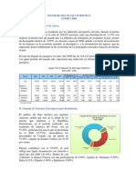 Informe Del Flujo Turistico Enero 2009