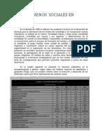 3-3- FENOMENOS SOCIALES EN MÉXICO