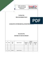 Installation Procedure Compiled