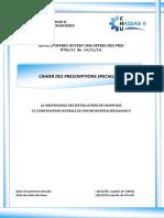 TD2- Contrat CHU H2 externalisation