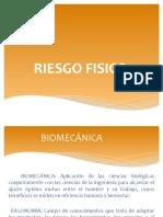 RIESGO FISICO