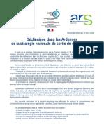 Stratégie de déconfinement dans les Ardennes