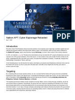 Check Point Research - Naikon APT. Cyber Espionage Reloaded.pdf