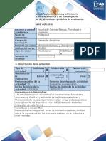 Guía de actividades y rubrica  de evaluación - Paso 1 - Realizar  el reconocimiento del curso.docx