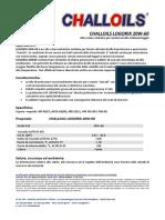 Challoils LOGORIX 20W60