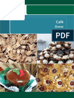 Café - Doces