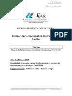 Proyecto virtualVIOLIN