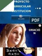 PROYECTO CURRICULAR  INSTITUCIONAL.pptx