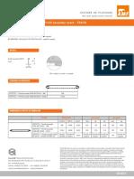 VENTATEC Performance - Profil scurt T24 Click - lb.RO