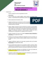Práctica N° 11 - Guía Word 5 - Combinación de Correspondencia CIVIL