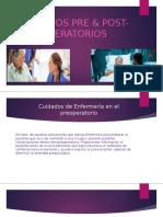 CUIDADOS PRE & POST-OPERATORIOS.pptx