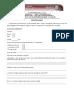 Cuestionario Incial MIL 2020