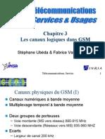 GSM Canaux Logiques