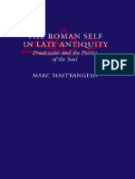 Marc Mastrangelo - The Roman Self in Late Antiquity_ Prudentius and the Poetics of the Soul-The Johns Hopkins University Press (2008)