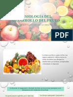Fisiología del desarrollo del fruto.pptx