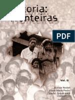fronteiras em disputas - Marcia Maria Motta