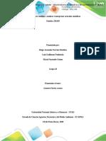 Paso 3 - Matriz analítica. Analizar e interpretar artículos científicos. Cod. Grupo_ 201105_18