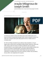2. A Operação Milagrosa de Joseph Smith - Joseph Smith _ Intérprete Nefita