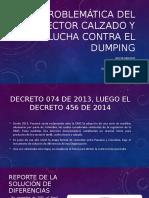Problemática del sector calzado y su lucha contra el dumping