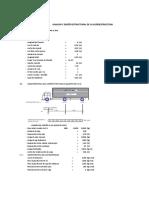 1.- Diseño Barandado  - Flexion y Corte