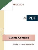 CAPITULO 2 - CUENTA CONTABLE-1