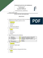 PRESGUNTAS-EVOLUCION DEL METABOLISMO