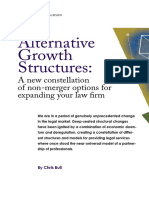 Alternative Growth Structures