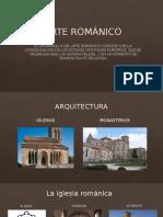 Arte romanico y gotico