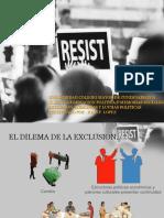 Exclusión, memorias y luchas políticas