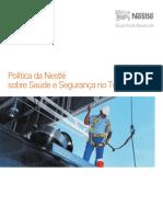 politica da nestlé sobre saúde e segurança no trabalho - 2008.pdf