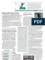 Spring 2003 Endangered Habitats League Newsletter